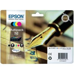 Cartuccia Epson - MULTIPACK N.4 CART.PENNA/CRUCIVERBA