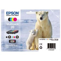 Cartuccia Epson - Multipack Orso Polare 4 cartucce