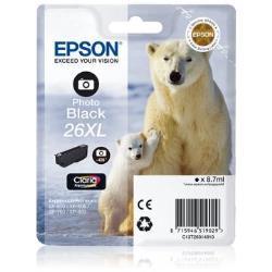 Cartuccia Epson - Cartuccia Nerofoto Orso Polare XL