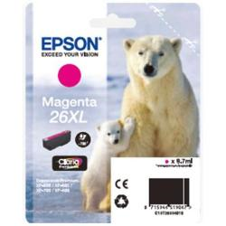 Cartuccia Epson - Cartuccia Magenta XL Orsopolare