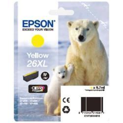 Cartuccia Epson - Cartuccia Giallo XL Orsopolare