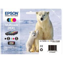Cartuccia Epson - Multipack 26XL Orsopolare