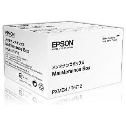 Epson Maintenance Box - Kit d'entretien - pour WorkForce Pro WF-6090, 6590, 8010, 8090, 8090 D3TWC, 8510, 8590, R8590, R8590 D3TWFC