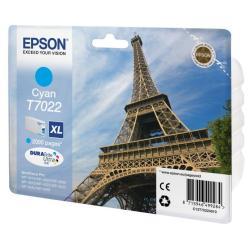 Cartuccia Epson - TOUR EIFFEL T7022