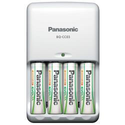 Caricabatteria Panasonic - Bq-cc17