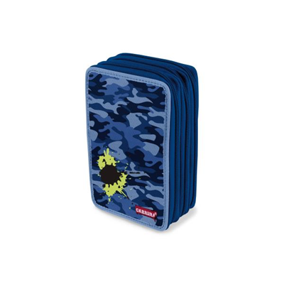 Carrera - 3 ZIP SPLASH BOY BLUE