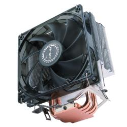 Ventilateur Antec C400 - Refroidisseur de processeur - (LGA775 Socket, LGA1156 Socket, Socket AM2, Socket AM2+, Socket AM3, LGA1155 Socket, Socket AM3+, Socket FM1, Socket FM2, LGA1150 Socket, Socket FM2+, LGA1151 Socket) - aluminium - 120 mm