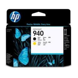 Testina HP - Testina Officejet 940 nero-giallo