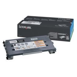 Toner Lexmark - C500h2kg