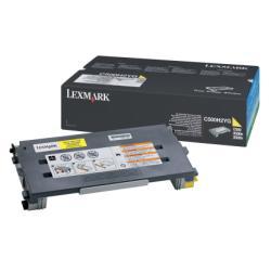 Toner Lexmark - C500h2yg