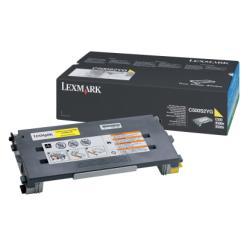 Toner Lexmark - C500s2yg