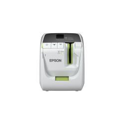 Étiqueteuse Epson LabelWorks LW-1000P - Imprimante d'étiquettes - transfert thermique - Rouleau (3,6 cm) - 360 dpi - jusqu'à 35 mm/sec - USB 2.0, LAN, Wi-Fi(n)