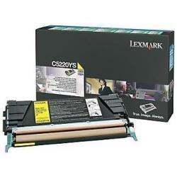 Toner Lexmark - C5220ys