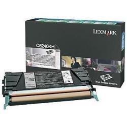 Toner Lexmark - C5240kh