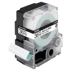 Ruban Epson LabelWorks LK-7WBN - Noir sur blanc - Rouleau (3,6 cm x 9 m) 1 rouleau(x) bande d'étiquettes - pour LabelWorks LW-1000P, LW-900P, LW-Z900FK