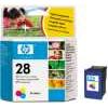 Cartouche HP - HP 28 - 8 ml - couleur (cyan,...