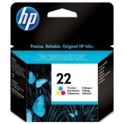 Cartuccia inkjet HP - 22