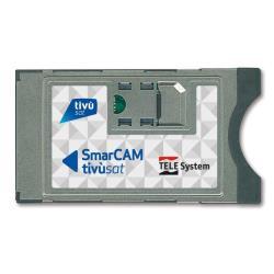 Modulo CAM Telesystem - SmarCAM TivùSat