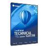 Logiciel Corel - CorelDRAW Technical Suite X6 -...