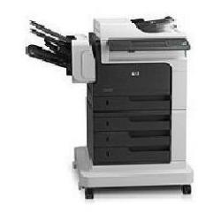 Imprimante laser multifonction HP LaserJet Enterprise M4555fskm MFP - Imprimante multifonctions - Noir et blanc - laser - Legal (216 x 356 mm) (original) - A4 (support) - A4 (210 x 297 mm) (support) - A4 (210 x 297 mm) (support) - jusqu'à 52 ppm (copie) - jusqu'à 52 ppm (impression) - 2100 feuilles - 33.6 Kbits/s - USB 2.0, Gigabit LAN, hôte USB