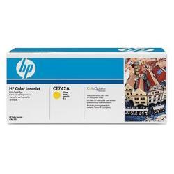 Toner HP - Ce742a