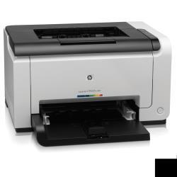 Imprimante laser HP Color LaserJet Pro CP1025nw - Imprimante - couleur - laser - A4/Legal - 600 x 600 ppp - jusqu'à 16 ppm (mono) / jusqu'à 4 ppm (couleur) - capacité : 150 feuilles - USB 2.0, LAN, Wi-Fi(n)