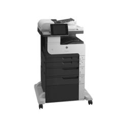 Imprimante laser multifonction HP LaserJet Enterprise MFP M725z - Imprimante multifonctions - Noir et blanc - laser - A3 (297 x 420 mm) (original) - A3/Ledger (support) - 312 x 469.9 mm (support) - jusqu'à 41 ppm (copie) - jusqu'à 41 ppm (impression) - 2100 feuilles - 33.6 Kbits/s - USB 2.0, Gigabit LAN, hôte USB, hôte USB (interne)