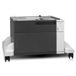 HP - Plateau pour table imprimante - pour LaserJet Enterprise 700, MFP M725; LaserJet Managed MFP M725