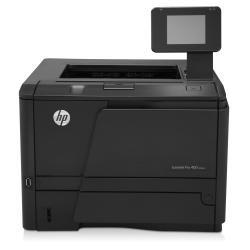 Imprimante laser HP LaserJet Pro 400 M401dn - Imprimante - monochrome - Recto-verso - laser - A4/Legal - 1200 x 1200 ppp - jusqu'à 33 ppm - capacité : 300 feuilles - USB, Gigabit LAN, hôte USB