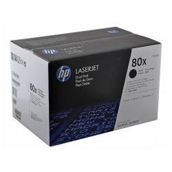 Toner HP - CF280X Nero Dual Pack