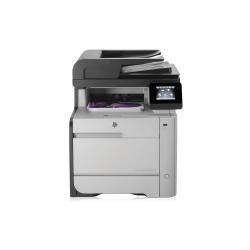 Foto Multifunzione laser Color laserjet pro mfp m476dn HP