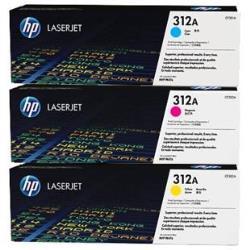 Toner HP - 312a