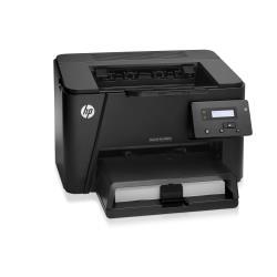 Imprimante laser HP LaserJet Pro M201n - Imprimante - monochrome - laser - A4/Legal - 1200 x 1200 ppp - jusqu'à 25 ppm - capacité : 260 feuilles - USB 2.0, Gigabit LAN