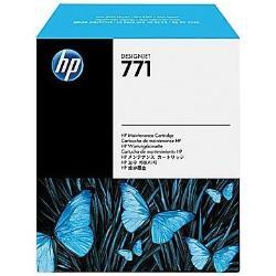 Cartouche HP 771 - 1 - cartouche de maintenance - pour DesignJet Z6200, Z6600 Production Printer, Z6800 Photo Production Printer