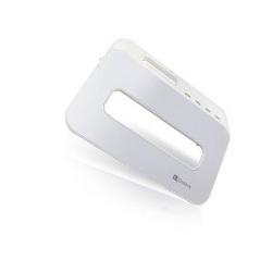 Support pour LCD Choiix Mini Air-Through - Support pour ordinateur portable - avec concentrateur USB 4 ports, ventilateur de refroidissement