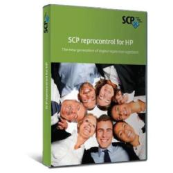 SCP reprocontrol - Ensemble de boîtes - 2 imprimantes - DVD - Win - pour DesignJet 4020, 4020ps, 4520, 4520ps, T1200, T1200ps, T1300, T2300