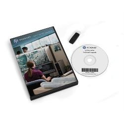 HP - Kit aggiornamento postscript hp designje