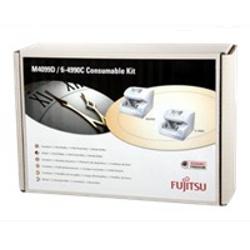 Fujitsu - Kit de consommables - pour fi-4990C; M 4099D, 4099D VRS, 4099D w/ Kofax Adrenaline 650i
