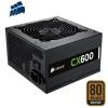 Alimentation PC Corsair - Corsair Builder Series CX600 V2...