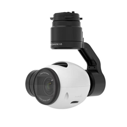 Drone DJI Zenmuse X3 Zoom Gimbal and Camera - Caméra de poche - fixable - 4K / 25 pi/s - 12.76 MP - 3.5x zoom optique - Wi-Fi