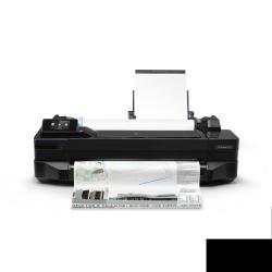 """Traceur HP DesignJet T120 ePrinter - 24"""" imprimante grand format - couleur - jet d'encre - Rouleau A1 (61,0 cm x 45,7 m) - 1200 ppp - jusqu'à 1.17 min/page (mono) / jusqu'à 1.17 min/page (couleur) - USB, LAN, Wi-Fi"""