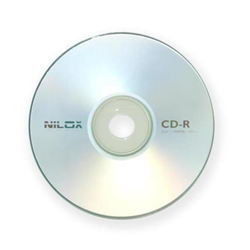 Nilox - Cd-r 700mb nilox cake100