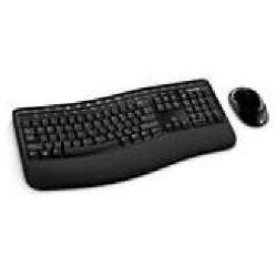 Mouse tastiera Microsoft - Wireless comfort desktop 5000