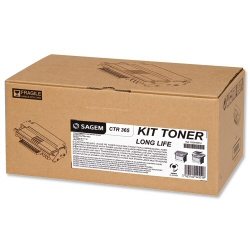 Toner SAGEM - Toner nero ctr365