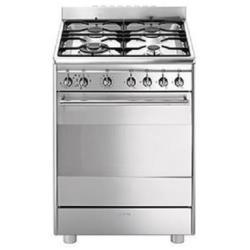 Cucina a gas Smeg - Cx68mf8-2