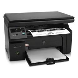 Imprimante laser multifonction HP LaserJet Pro MFP M125a - Imprimante multifonctions - Noir et blanc - laser - 216 x 297 mm (original) - jusqu'� 20 ppm (copie) - jusqu'� 20 ppm (impression) - 150 feuilles - USB 2.0