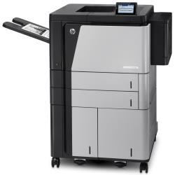Imprimante laser HP LaserJet Enterprise M806x+ - Imprimante - monochrome - Recto-verso - laser - A3 - 1200 x 1200 ppp - jusqu'à 56 ppm - capacité : 4600 feuilles - USB 2.0, Gigabit LAN, hôte USB, hôte USB (interne)