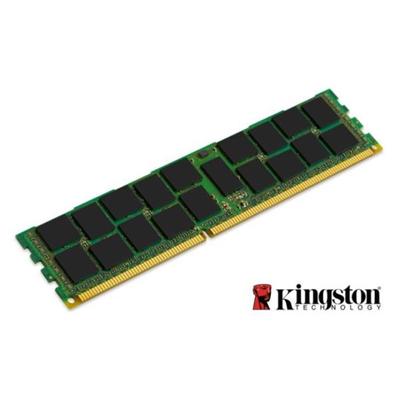 Kingston - 8GB 1600MHZ REG ECC SINGLE RANK