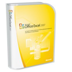 Software Microsoft - Excel Mac 2011 English DVD