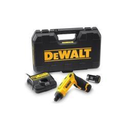 DeWALT DCF680G2-QW - Tournevis - sans fil - vis à six pans creux 6.35 mm - 4 N·m - 2 piles - 7.2 V